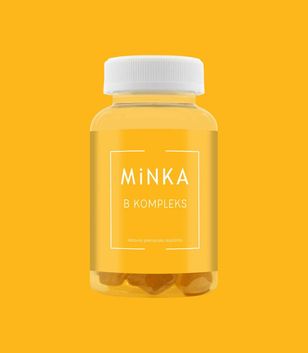 Minka B kompleks bonboni