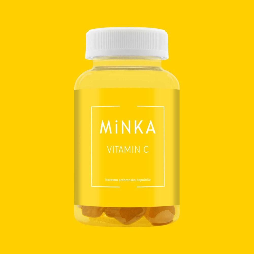 Minka vitamin C bonboni